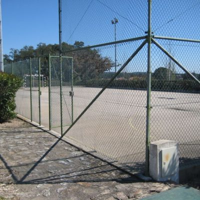 Monte do Javali - Tennis field