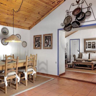 Monte do Javali - Dinning room
