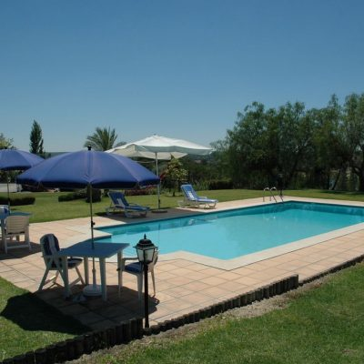 Monte do Javali - Pool area