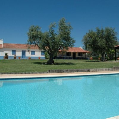 Monte do Javali - View from pool