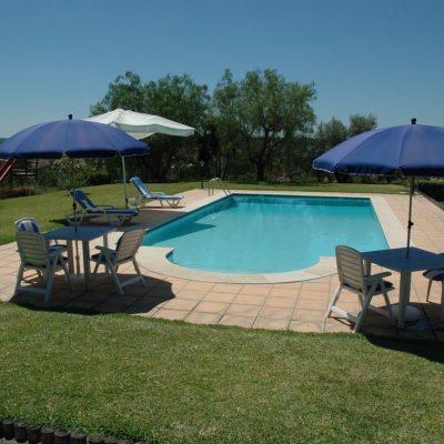 Monte do Javali - Pool area